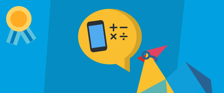 RoosterMoney Maths app