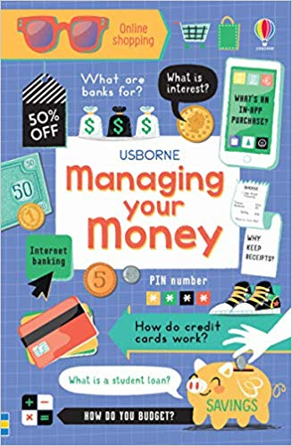 Usborne Managing your money at RoosterMoney