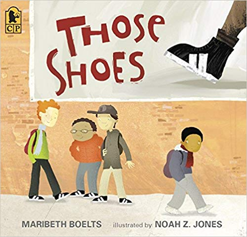 Those shoes by Maribeth Bielts by RoosterMoney