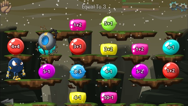 Monster Math : Kids Fun Games and puzzles