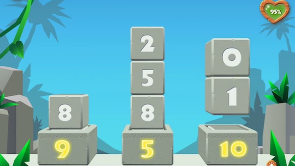 Math Tango Game for kids