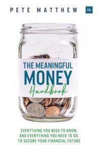 The meaningful money handbook by Pete Matthew
