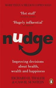 Nudge book for finance
