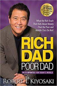 Rich Dad Poor Dad Book by Robert T. Kiyosaki