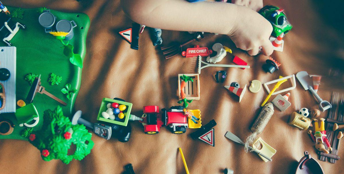 Toys Messy
