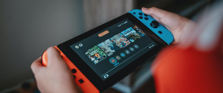 Nintendo 1440 600