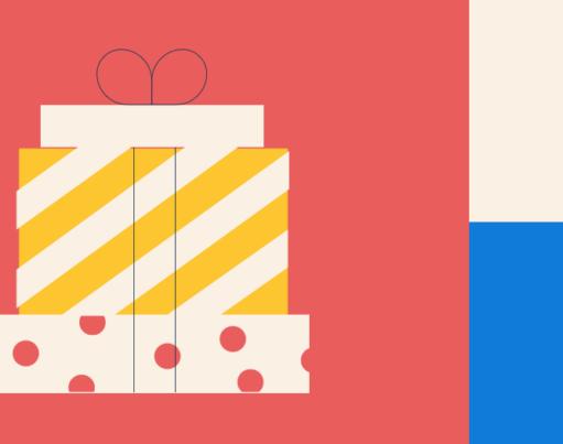 Saving for christmas - blog